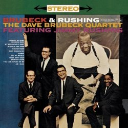 Dave Brubeck Quartet Featuring Jimmy Rushing (1960)