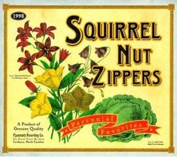 Squirrel nut Zippers - Perennial Favorites (1998)