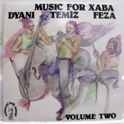 Dyani, Temiz, Feza - Music for Xaba Vol.2 (1973)