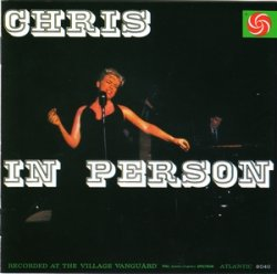 Chris Connor - Chris in Person (At The Village Vanguard) [Live] (1959)