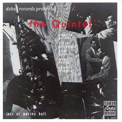 The Quintet - Jazz at Massey Hall (1953)