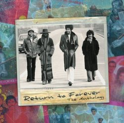 Return To Forever - The Anthology (2008) 2CDs