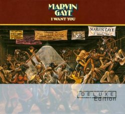Marvin Gaye - I Want You (Deluxe Edition) [Remastered] (1976) 2CDs