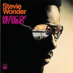 Stevie Wonder - Music Of My Mind (Japan SHM-CD) (2009)