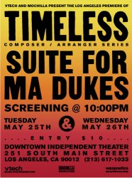 "Mochilla Presents Timeless : Suite For Ma Dukes (The Music Of James ""Dilla"" Yancey) (2010)"