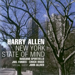 Harry Allen - New York State Of Mind (2009) FLAC