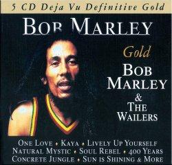 Bob Marley - Gold Bob Marley & The Wailers (5 CD Box) (2006)