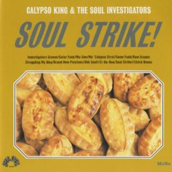 Label: Soul Fire Records  Жанр: Deep Funk / Soul