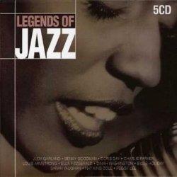 Legends Of Jazz (5CD) (2008)