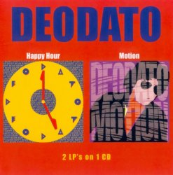 Deodato - Happy Hour / Motion (1982/1985) 2005 ...