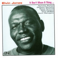 Elvin Jones - It Don't Mean A Thing (1994)