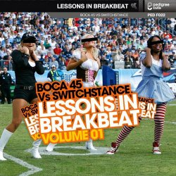 Boca 45 & Switchstance Recordings - Lessons In Breakbeat Vol. 1 (2009)