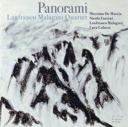 Lanfranco Malaguti Quartet - Panorami (2011)
