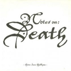 Petra Jean Phillipson - Notes On Death (2012)