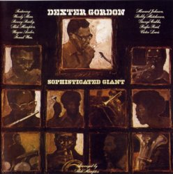 Dexter Gordon - Sophisticated Giant (1977) (Remastered, 1997) Lossless