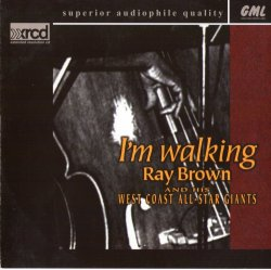 Ray Brown - I'm Walking (1998)