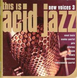 Label: Instinct records Жанр: Acid jazz Год