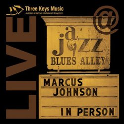 Marcus Johnson - In Person: Live at Blues Alley