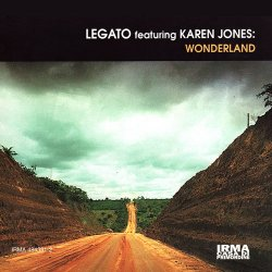 Legato Feat. Karen Jones - Wonderland (1996)