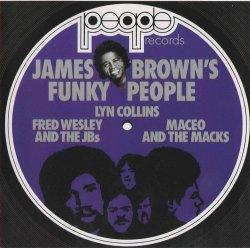 VA - James Brown's Funky People (Part 1) 1988
