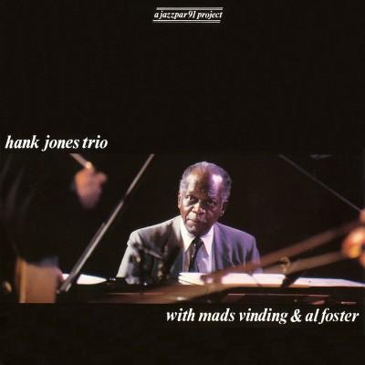Hank Jones Trio – Hank Jones Trio With Mads Vinding & Al Foster (1991)