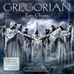 Gregorian - Epic Chants (Saturn Exclusive Edition) (2012)
