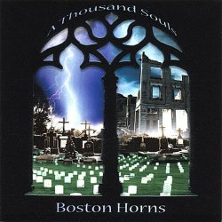 Label: Boston Horns Rec  	Жанр: Jazz-Funk, Soul