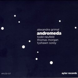 Alexandra Grimal - Andromeda (2012)