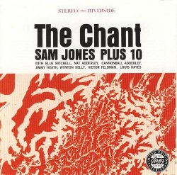 Sam Jones - The Chant (1961) Remaster 1994 Lossless