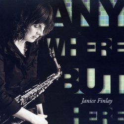 Janice Finlay - Anywhere but Here (2011)