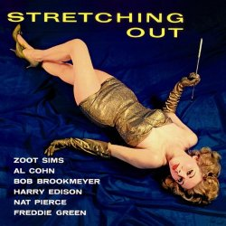 Zoot Sims & Bob Brookmeyer - Stretching Out & Kansas City Revisited (Bonus Album) (2008)