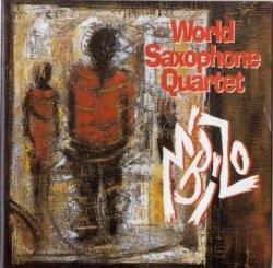 World Saxophone Quartet - M'Bizo (1999)
