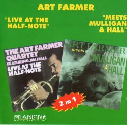 Art Farmer - Live At The Half-Note / Meets Mulligan & Hall (1999)