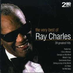 Ray Charles - The Very Best of Ray Charles (39 Greatest Hits) (2003)