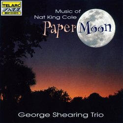 George Shearing Trio – Paper Moon: Music Of Nat King Cole (1996) FLAC