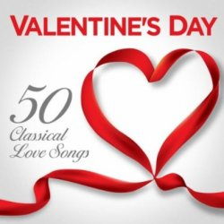 VA - Valentine's Day: 50 Classical Love Songs (Johann Sebastian Bach) (2013)