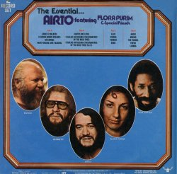 Airto Moreira - Seeds On The Ground / Natural Feelings 1971/70 (Rem-1994) Lossless + MP3