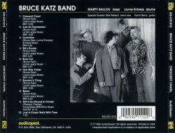 Bruce Katz Band - Crescent Crawl (1992)  Lossless + MP3