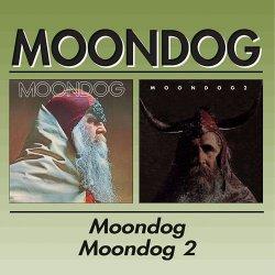 Moondog - Moondog/Moondog2 (1969-71) Rem-2000