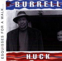 Dave Burrell, Daniel Huck - Esquisses for a Walk (1997)Lossless + MP3