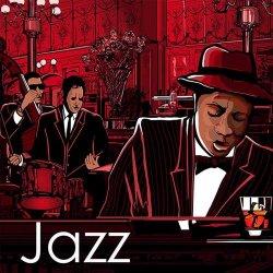Jazz Club - Jazz - Smooth and Gypsy Jazz, Jazz Guitar and Trumpet (2012)