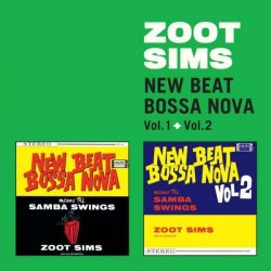 Zoot Sims - New Beat Bossa Nova Vol. 1-2 (Remastered) (2013)