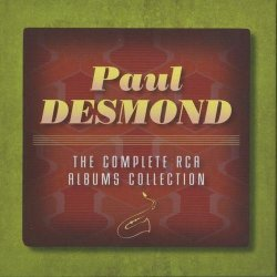 Paul Desmond - The Complete RCA Albums Collection (6CD, Box Set) (2011)
