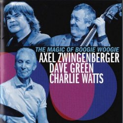 Axel Zwingenberger - The Magic Of Boogie Woogie (2010)