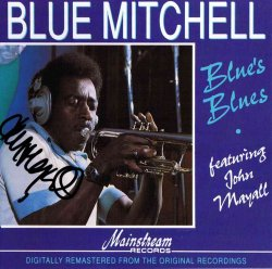 Blue Mitchell - Blue's Blues (1974)
