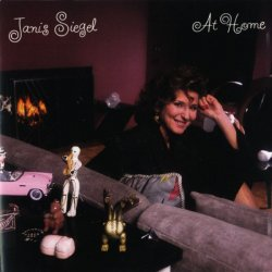 Janis Siegel - At Home (1987)Lossless