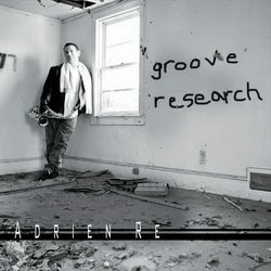 Adrien Re - Groove Research (2015)