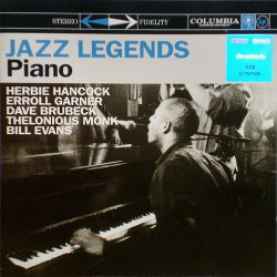 Jazz Legends: Piano (2002)