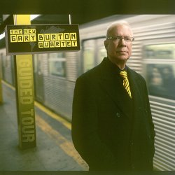The New Gary Burton Quartet - Guided Tour (2013)