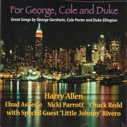Harry Allen - For George, Cole and Duke (2014)